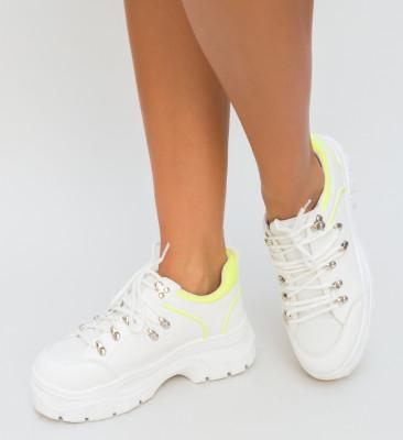 Pantofi Sport Castilio Verzi