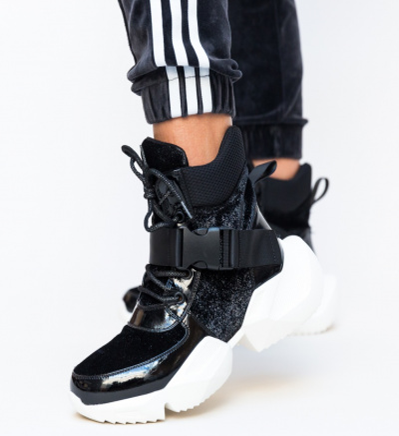 Pantofi Sport Dimba Negre