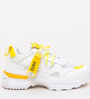 Pantofi Sport Drake Galbeni