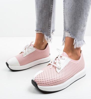 Pantofi Sport Fischli Roz