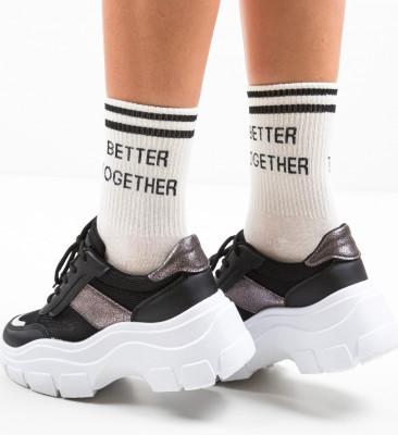 Pantofi Sport Gamey Negri