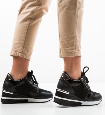 Pantofi Sport Gira Negri 2