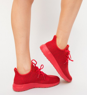 Pantofi Sport Guves Rosii