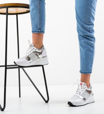 Pantofi Sport Hibara Albi