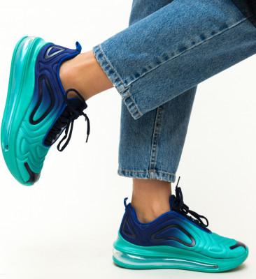 Pantofi Sport Homer Turcoaz
