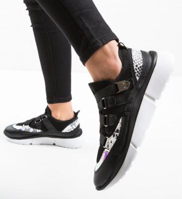 Pantofi Sport Jacobas Negri