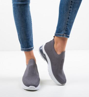 Pantofi Sport Kaison Gri