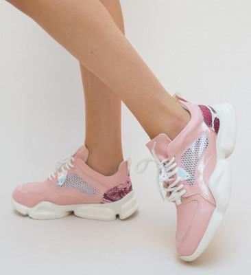 Pantofi Sport Mapi Roz