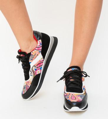 Pantofi Sport Marcud Negri