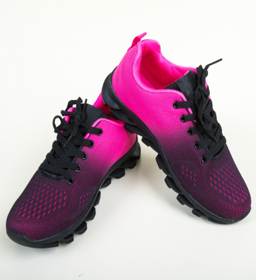 Pantofi Sport Moran Fuchsia
