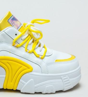 Pantofi Sport Osian Galbeni