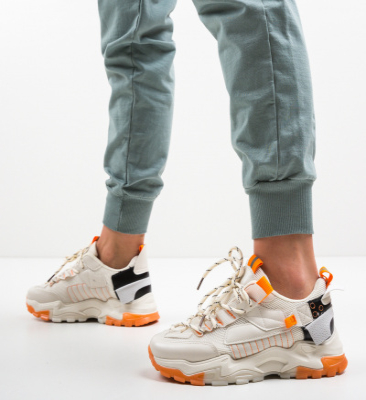 Pantofi Sport Teto Bej