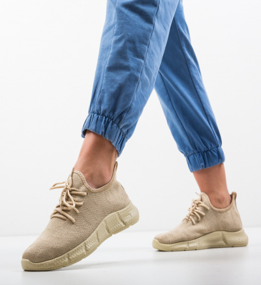Pantofi Sport Thelma Bej