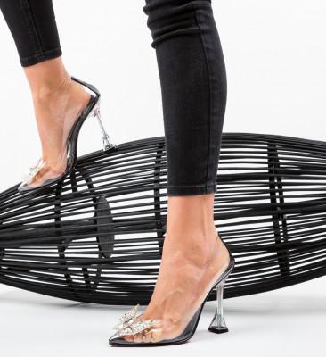 Pantofi Steliz Negri