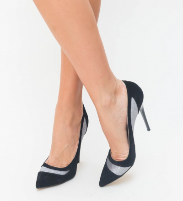 Pantofi Tomis Gri