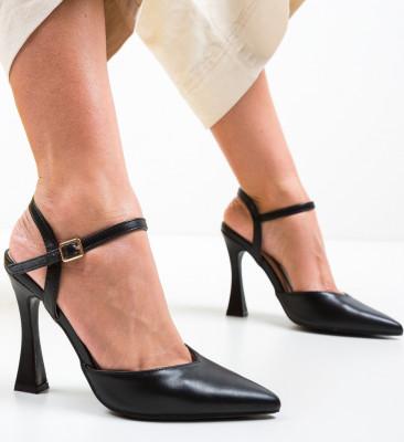 Pantofi Trop Negri