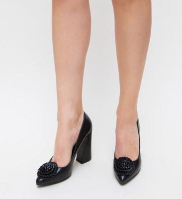 Pantofi Zenne Negri