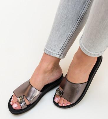 Papuci Blade Gri