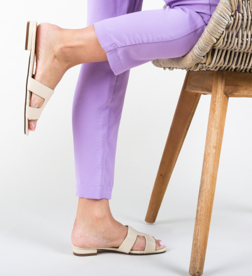 Papuci Lihan Bej