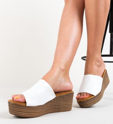 Papuci Nikki Albi