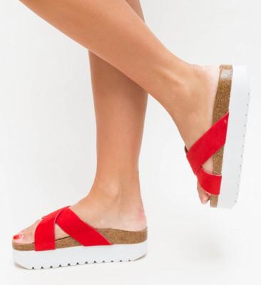 Papuci Simera Rosii