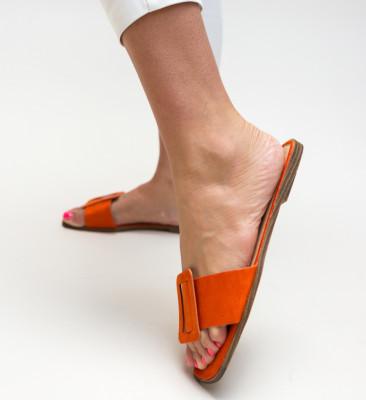 Papuci Trufles Portocalii