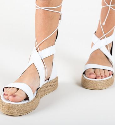 Sandale Ahaio Albe
