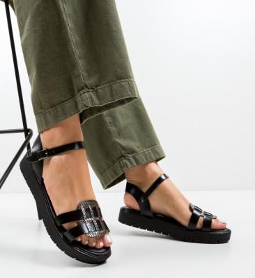 Sandale Buzke Negre