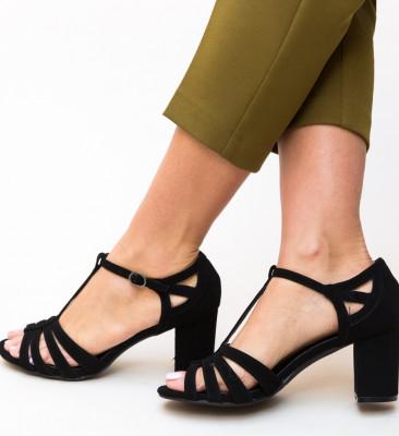 Sandale Cafina Negre