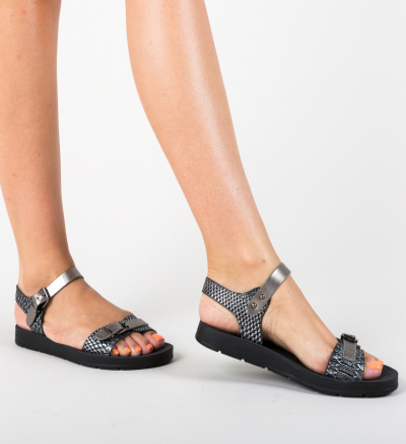 Sandale Catarme Negre