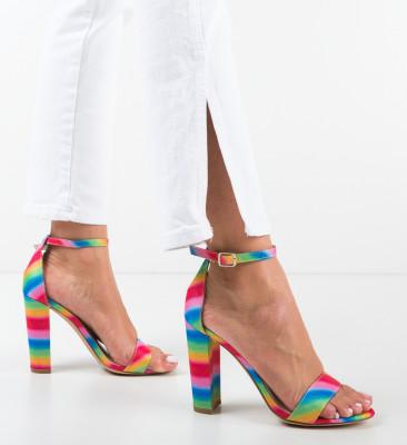 Sandale Cox Multicolore