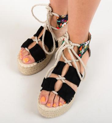 Sandale Crino Negre