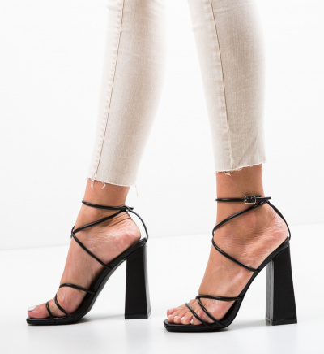 Sandale Dalby Negre