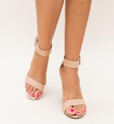 Sandale Dama Step Roz