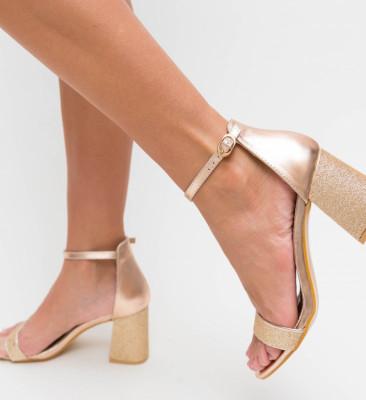 Sandale Davy Aurii 2