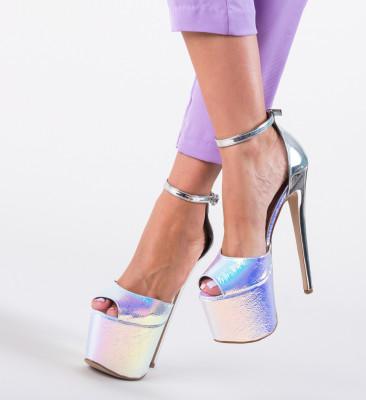 Sandale Digi Argintii 3