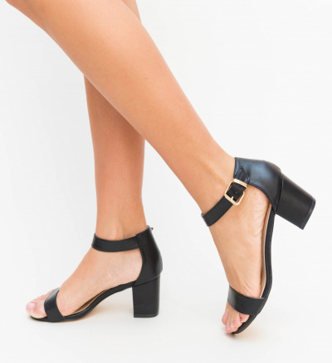 Sandale Ermola Negre