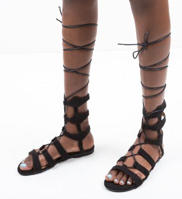 Sandale Fergu Negre
