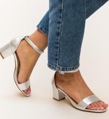 Sandale Fireloc Argintii