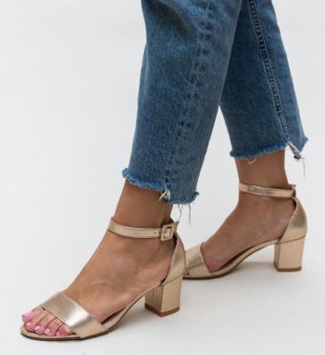 Sandale Fireloc Aurii