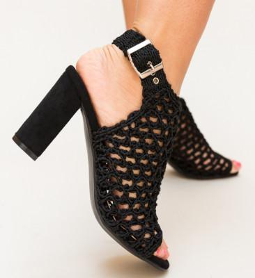 Sandale Huang Negre