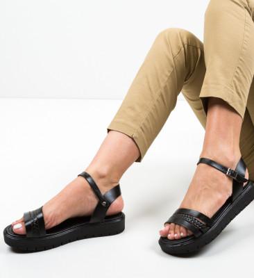 Sandale Ivalc Negre