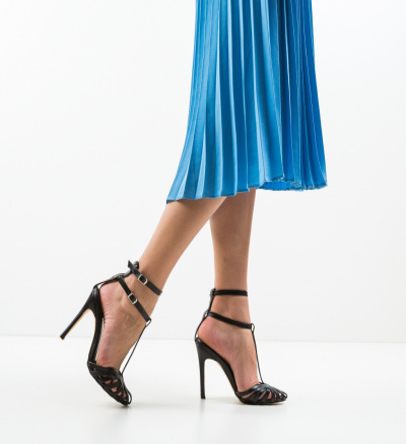 Sandale Jordanne Negre
