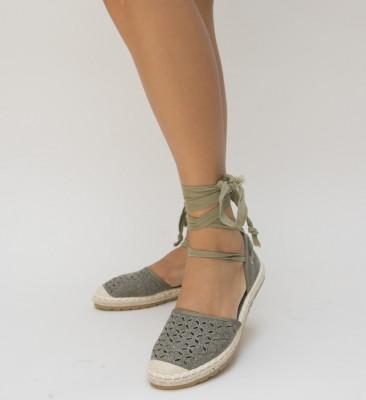 Sandale Kipia Verzi