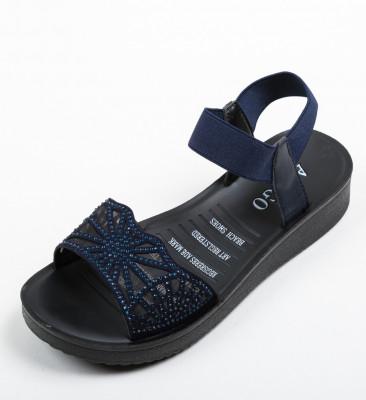 Sandale Lemy Bleumarin