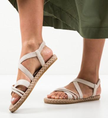 Sandale Lilice Bej