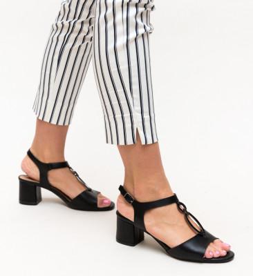 Sandale Luxinano Negre