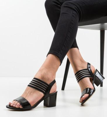 Sandale Mila Negre