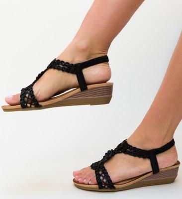 Sandale Munoz Negre