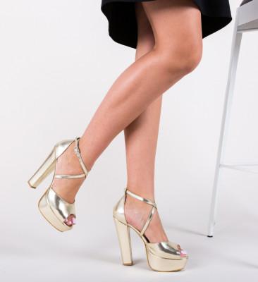Sandale Navalio Aurii